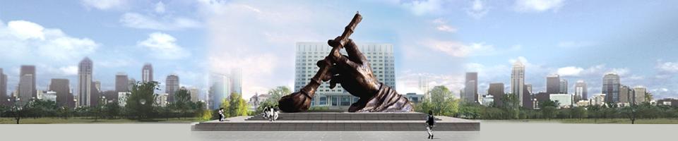 莉亚波勒的雕塑作品花之伞作品蕴含中国元素 物语ZERO第二届当代女性雕塑展在北京798艺术区零艺术中心举办。 雕塑展主题为物语,共有23位女性艺术家参展。展览今年增设独立板块,在美国驻华大使馆的支持下,美国女性雕塑家莉亚波勒带来了代表作《101张床》系列中的10余件作品,以及专门为展览创作的以花之伞为主题、蕴含中国元素的作品。据介绍,今后每届女性雕塑展都将邀请一位国外女性雕塑艺术家参展。 据悉,本次展览将持续至5月17日。  黑龙江北安铜手雕塑 天津善大景观工程有限公司【善大雕塑】