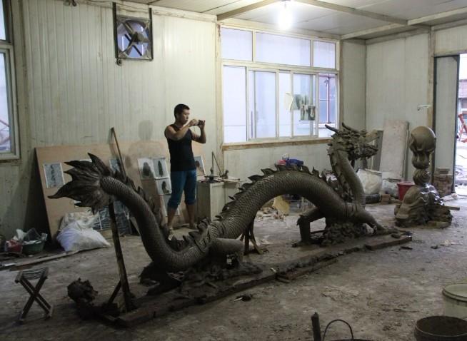 天津雕塑|龙雕塑|玻璃钢雕塑|天津工程雕塑|天津玻璃钢雕塑