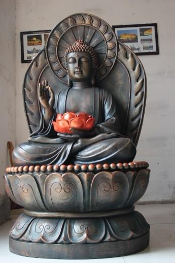 天津善大雕塑 佛像雕塑作品