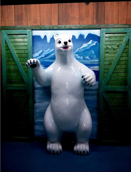 天津海昌极地海洋世界 白鲸,海象,北极熊